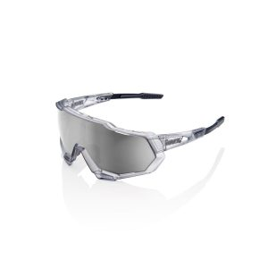SPEEDTRAP - Matte Translucent Crystal Grey - HiPER Silver Mirror
